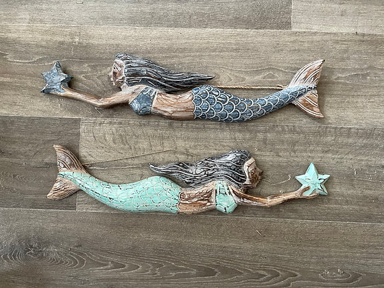 Driftwood Mermaid