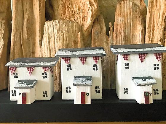 Handmade Cornish Cottages