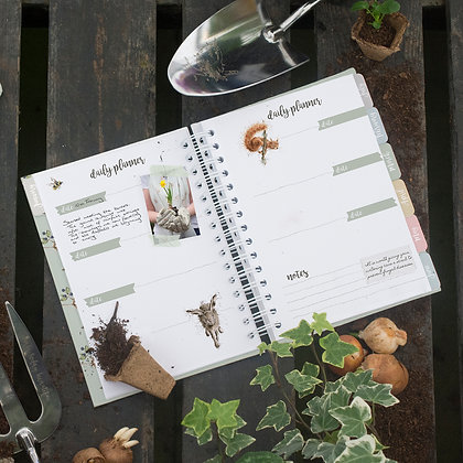 Gardening Journal by Wrendale
