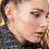 Thumbnail: Audrey Sterling Silver Single Ear Cuff