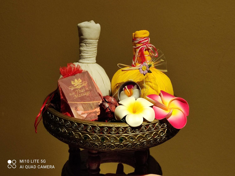 Real Thai Pinda Masaje 90min la pareja