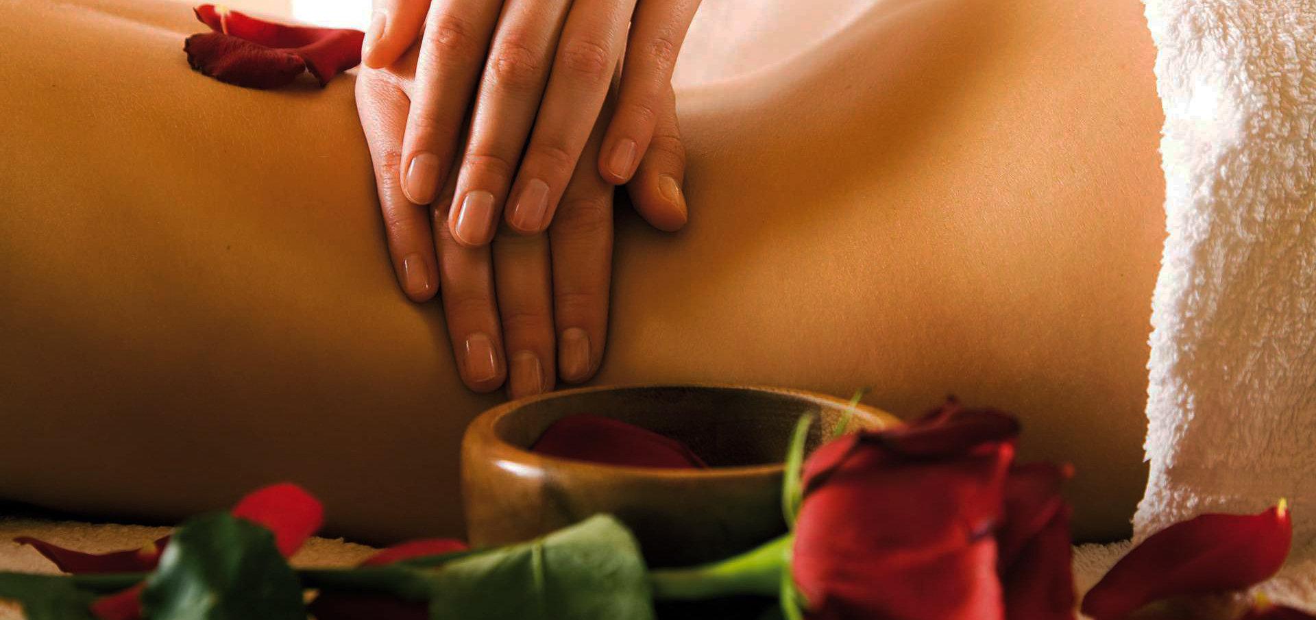 Masaje Thai con aceite aromático 1 hr