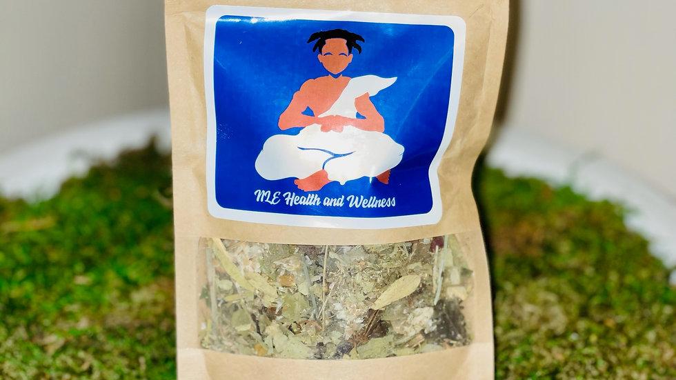 NLE Tea Bag Detox (Touched By NLE Choppa)