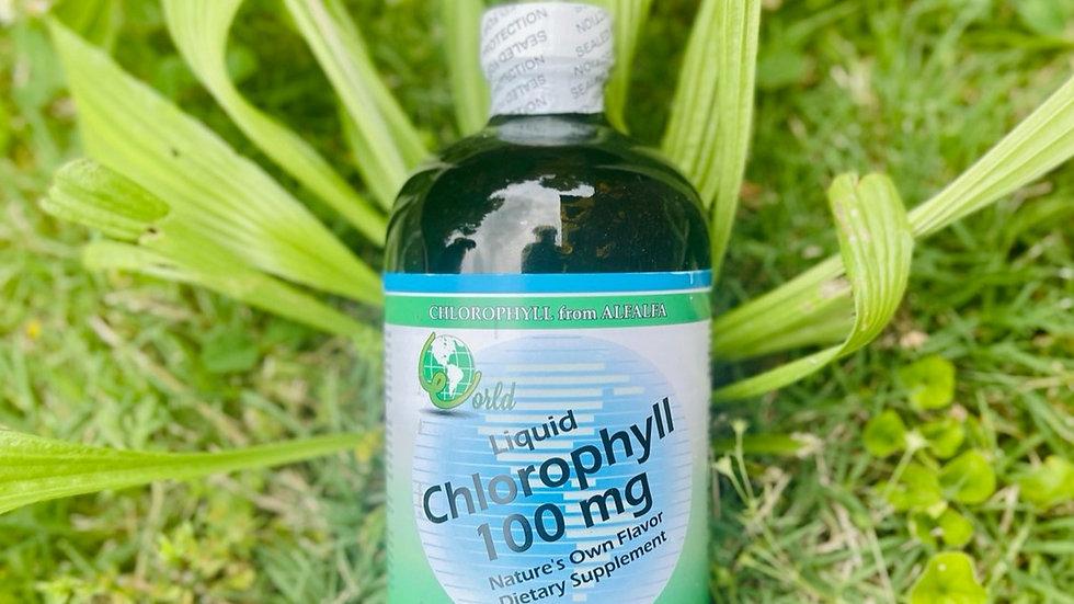 NLE Chlorophyll