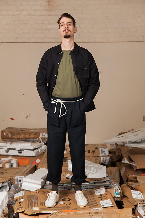 """3D """"ROLLED"""" Fatigue Pant"""