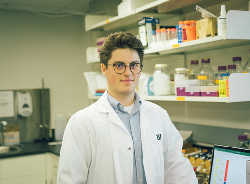 Aspiring Innovator, Electrical and Biomedical Engineering with George Padeigis