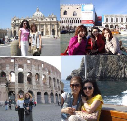 Basilica di San Pietro in Vaticano Venezia Colosseo Isola di Capri