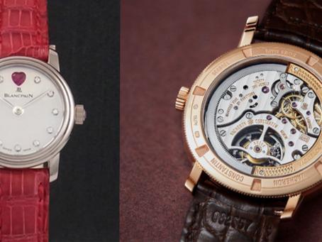 自分の人生の時を刻む『腕時計』=芸術作品