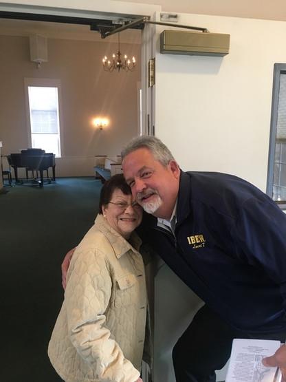 Ken Johnson and Pauline Kavanaugh.jpeg