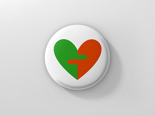 NIGER Button