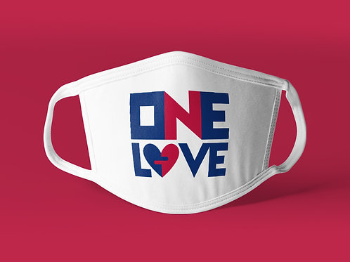 ONE LOVE - MASK