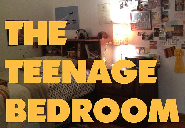 ROOMS: The Teenage Bedroom