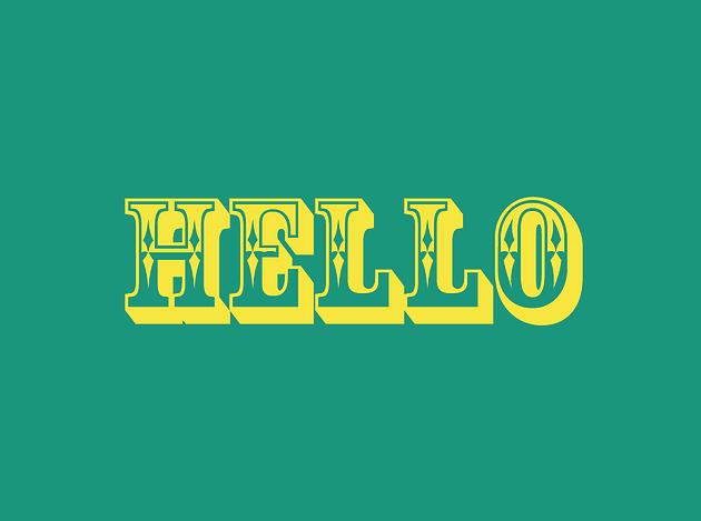 Hello PDC!