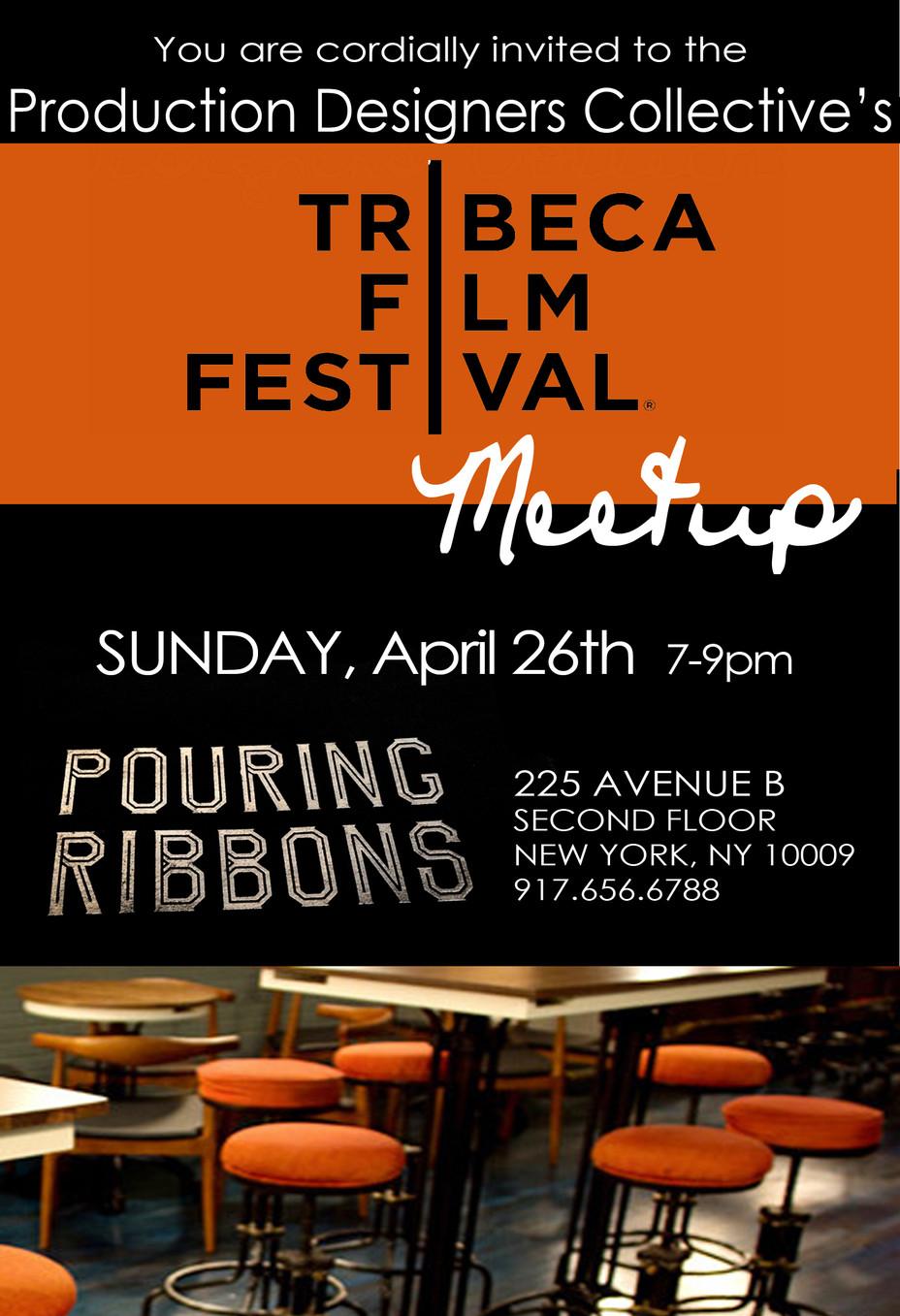 Tribeca Film Festival Meetup