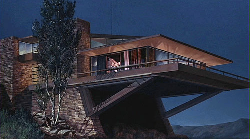 Connecting The Dots - THE VANDAMM HOUSE in 'North By Northwest'