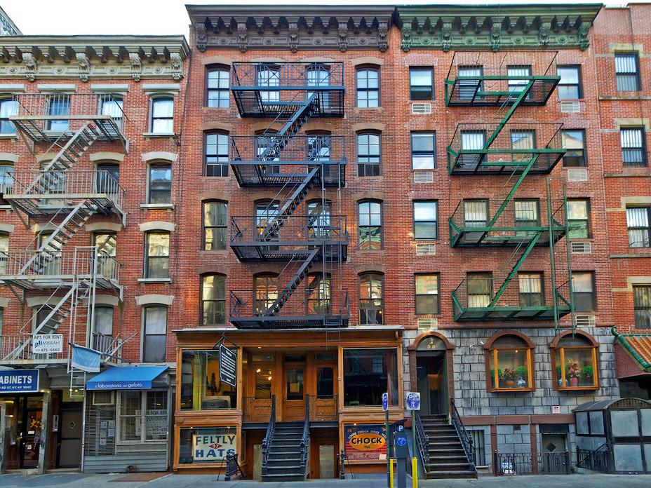 Inspiration Explorer - Lower East Side Tenement Museum