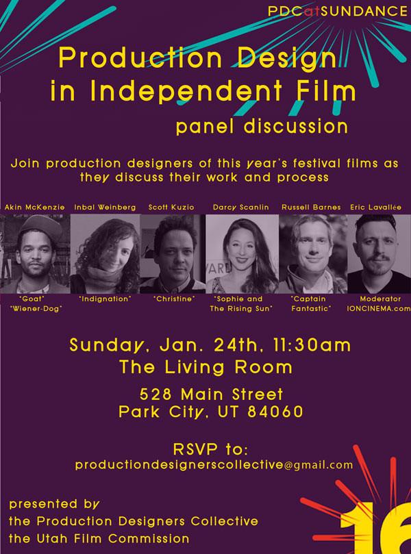 Sundance Film Festival Reception and Panel