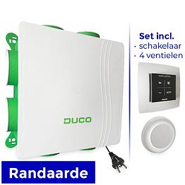 ducobox-randaarde-set-schakelaar-ventiel