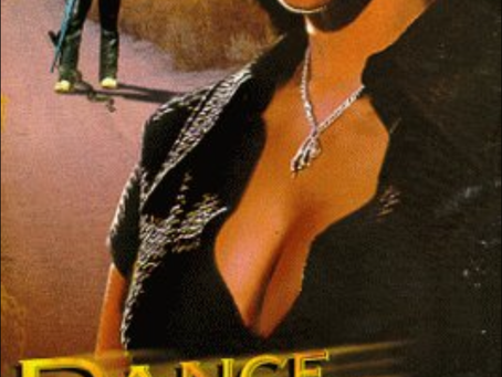 DANCE WITH THE DEVIL (1997) on VHS! LIVE! Wednesday Night 7:07pm PST! On Warped Dimension TV!
