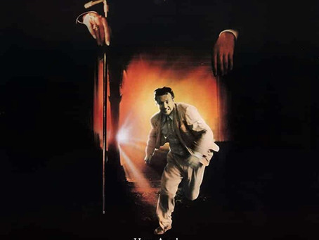 ANGEL HEART on VHS! LIVE! Wednesday Night 7:07pm PST on Warped Dimension TV!