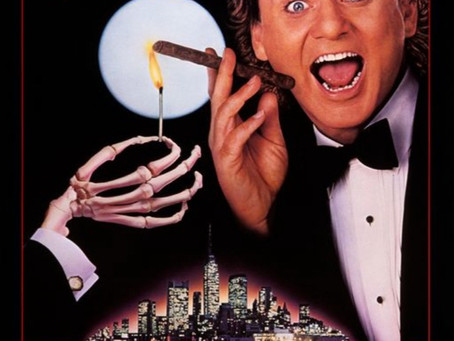 A VERY MURRAY VHS XMAS: SCROOGED on VHS! 7:07pm PST Wednesday Night!