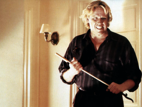VHS SURPRISE RETURNS! ---HIDER IN THE HOUSE on VHS! Starring GARY BUSEY!