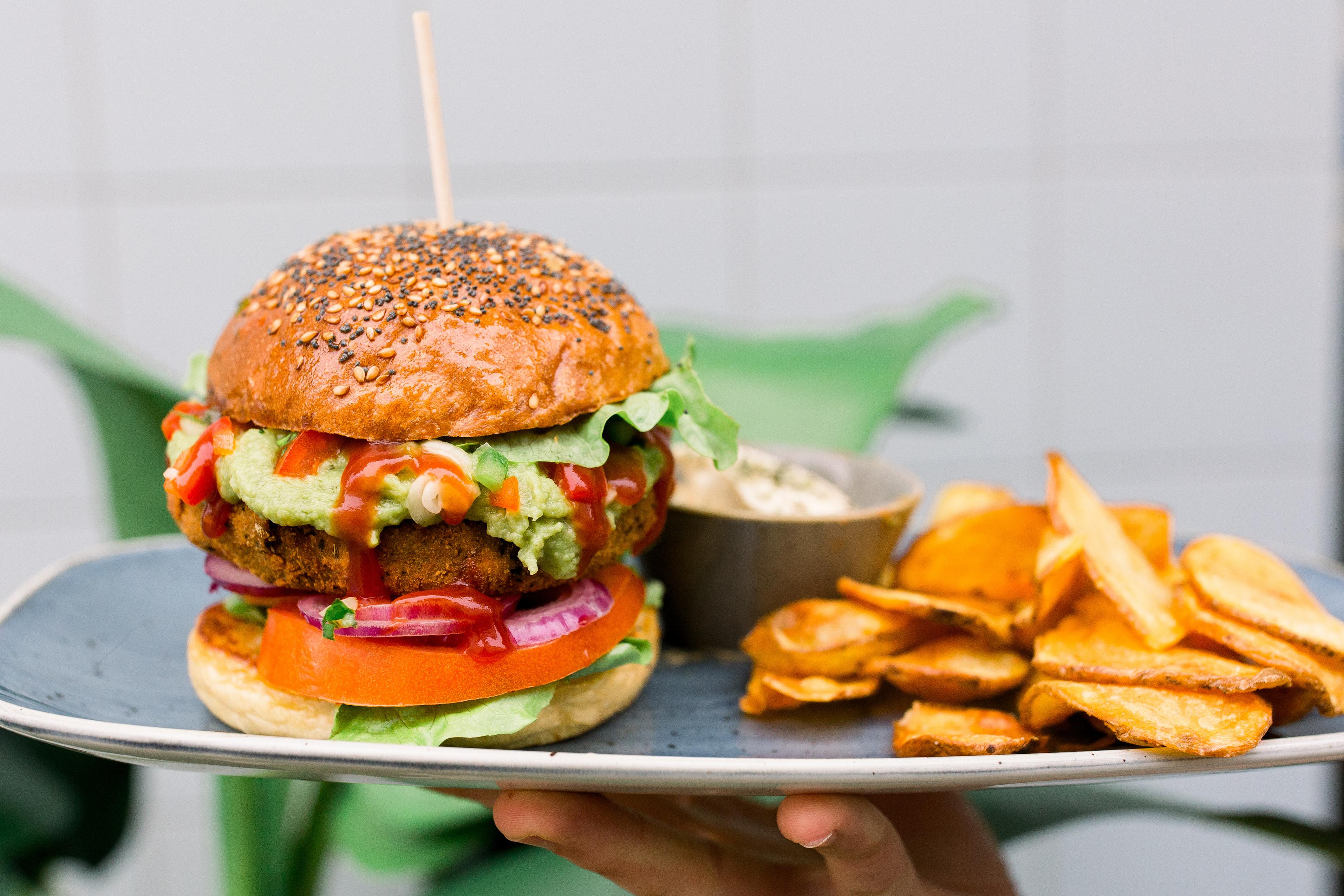 Vegan Burgers Lagos Portugal