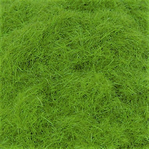 Static Grass Highlight Green 5mm Ground Up Scenery 50g
