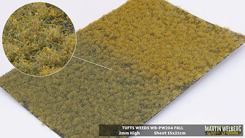 Tufts weeds 2mm fall Martin Welberg
