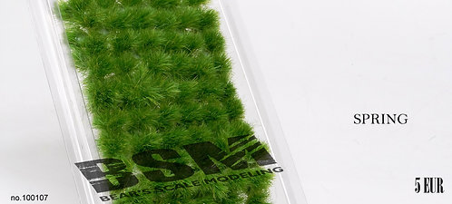 Self Adhesive Grass Tufts Spring Tufts Bear's Scale Modelling