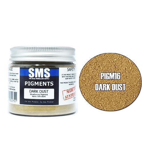 SMS Pigment Dark Dust 50ml  SMS-PIGM16