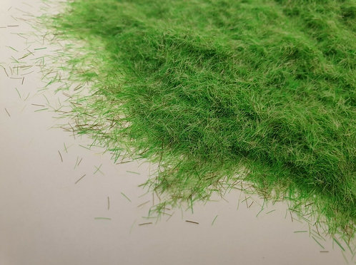 Rejuvenated Green Static Grass 3mm Simply Scenery