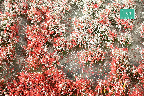 Blossom Tufts, Red