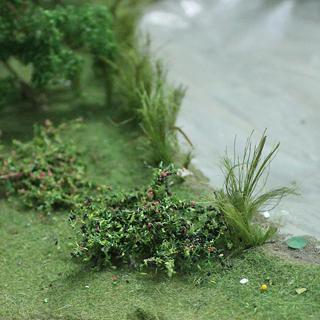 """Blackberries Plants 5/8"""", Tall HO-scale, 12/pk MP Scenery"""