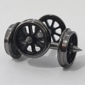 HO 9.6mm Spoked Wheelsets
