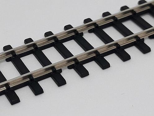 HOn3.5 Code 75 Wooden Sleeper Flexible Track Wuiske Models WM0FT01