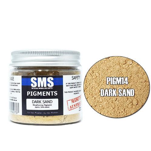 SMS Pigment Dark Sand 50ml  SMS-PIGM14