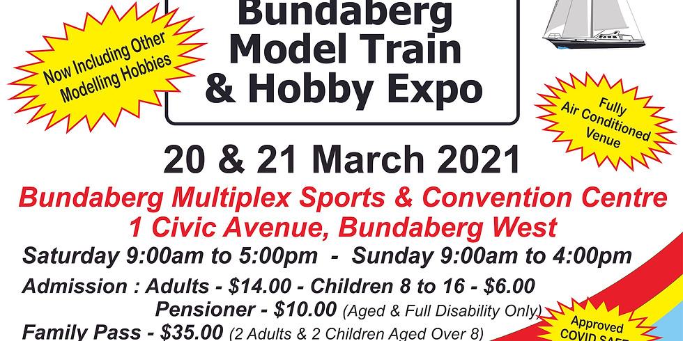 Bundaberg Model Train & Hobby Expo