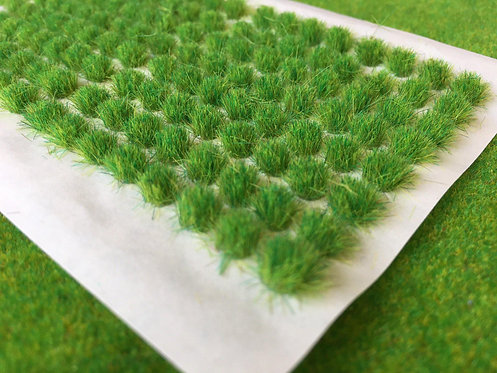 Serious Play Spring 4mm Standard Tufts (128 per sheet)