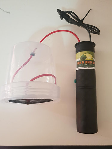 Static Grass Applicator 73mm Large Hopper