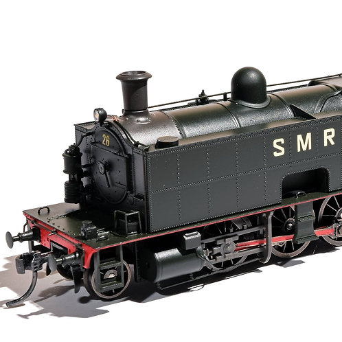 SMR 1011 | SMR PTY LTD | BLACK RED YELLOW #26