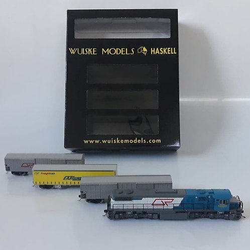 HO Queensland Rail Starter Set 02 Wuiske Models