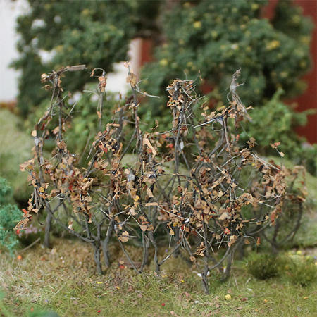 "Dry Leaves Branches 1.5"" to 3"", 50/pk MP Scenery"