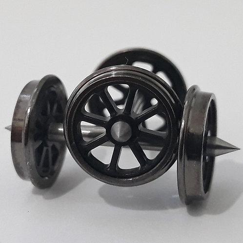 HOn3.5 10.6mm Spoked Wheelsets