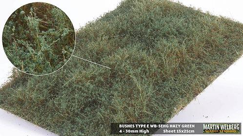 Bushes type E Hazy Green Martin Welberg
