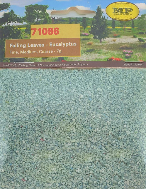 Eucalyptus Leaves, Bags Fine, Medium and Coarse 9 Cu. In.