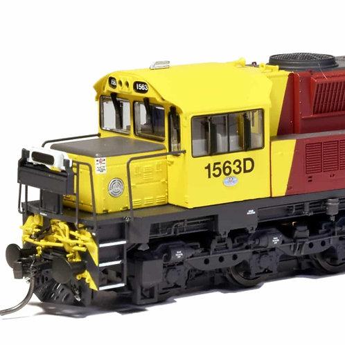 HOn3.5 QUEENSLAND RAIL 1550 loco Q1506 Southern Rail Models