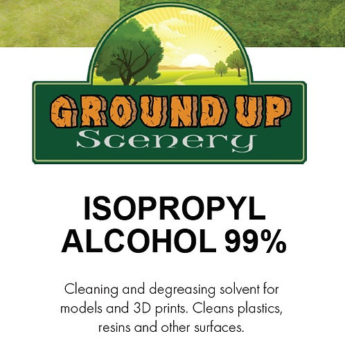 Isopropyl Alcohol 250ml Ground Up Scenery