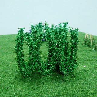 "Hops plant 2-1/2"", Tall HO-scale, 32/pk MP Scenery"