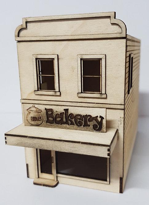 The Bakery HO Scale Trackside Models. SM1066